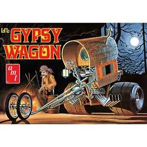 AMT-1-25-Li-039-l-Gipsy-Wagon-Show-Rod