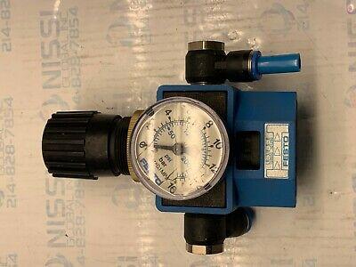 "*NEW IN BOX* Festo 7880 LR-1//8-F-7 Pneumatic Regulator 1//8/"" Warranty!"