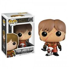 Danneggiato seconda-Gioco di Thrones Tyrion lanister in battaglia Armour IN VINILE POP