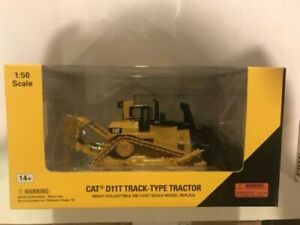 Norscot 55212 Cat D11t Track Type Tractor 1/50