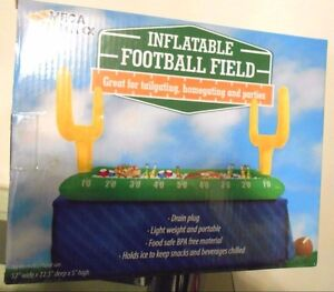 Football Field Inflatable Serving Bar Keep Food Chilled - Saginaw, Michigan, United States - Football Field Inflatable Serving Bar Keep Food Chilled - Saginaw, Michigan, United States