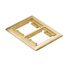 THOMAS /& BETTS 694 Brass Floor Plate Plugs Steel City