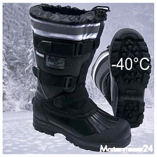 Warme wasserdichte Winterstiefel Gummistiefel Thermo Stiefel Kälteschutzstiefel