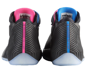 25032a1aceb8e0 Jordan Russell Westbrook Why Not Zero.1 Black Pink Blue Size 11 NEW ...