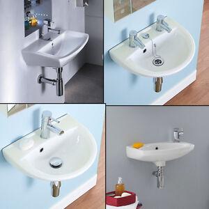 Modern-Bathroom-Cloakroom-Ceramic-Wash-Basin-Sink-Compact-Small-Wall ...