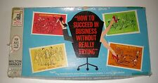 Vintage Board Game How To Succeed in Business Without Even Trying1960's