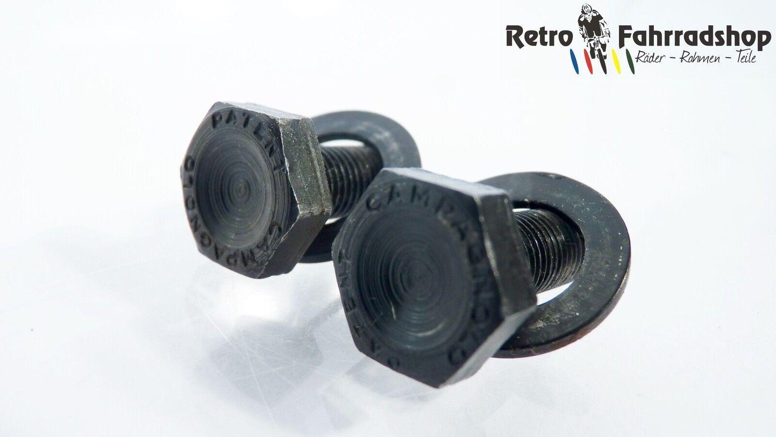Campagnolo Made in  Original  Kurbelschrauben 1978 Retro RAR Vintage 32g P.