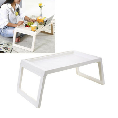Foldable table for bed lazy laptop plastic desk home coffee dining table mini