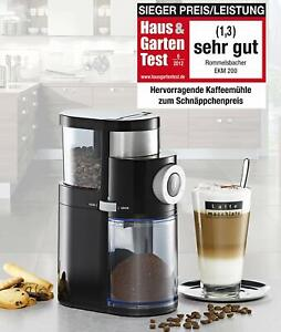Rommelsbacher-Ekm-200-Grinder-of-Coffee-2-Discs-Stainless-Steel-and-Fit-Grinding