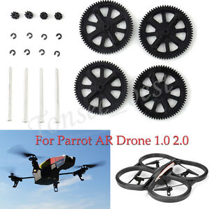 For Parrot AR Drone 1.0 2.0 Upgrade Motor Pinion Gear...