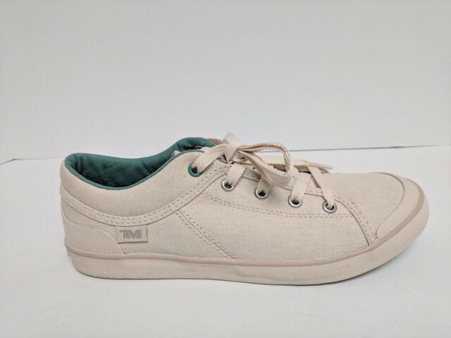 Teva Freewheel Washed Canvas Shoes
