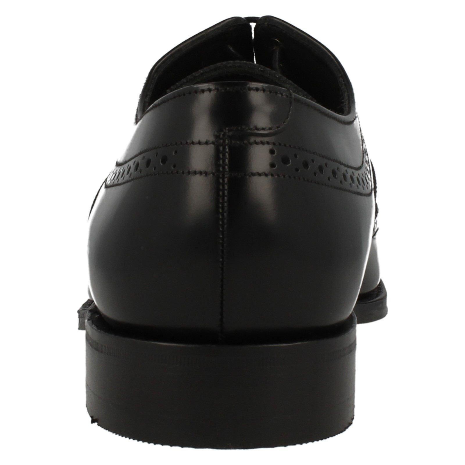 Loake Smart Jones Gents schwarz Formal Smart Loake Schuhes 4bca49