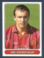 PANINI EUROPEAN FOOTBALL STARS 1997- #091-ROMA & ARGENTINA-ABEL EDUARDO BALBO