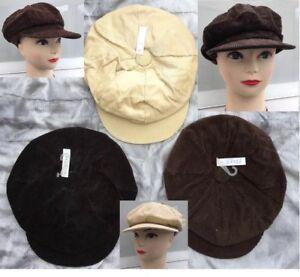 Image is loading Ladies-flat-cap-Peaky-Blinders-style-Tweed-country- 34609f32ef4