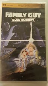 FAMILY GUY BLUE HARVEST PSP *BRAND NEW* Sealed UMD Video Movie Playstation