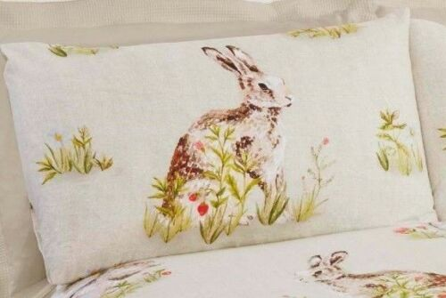 Rapport Country Bumpkins Woodland Animal Rabbit Squirrel Duvet Cover Bedding Set