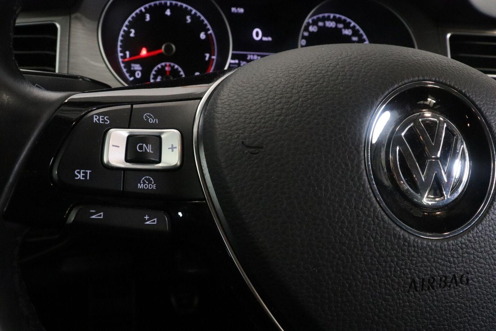 VW Golf Sportsvan TSi 125 Sound BMT