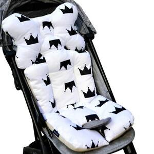 Esszimmerstuhl Kissen,Sitzauflage für Babys 1pcs Kinderwagen Sitzkissen