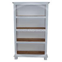 Handmade Florida 3 Shelf Bookcase White(assembled)