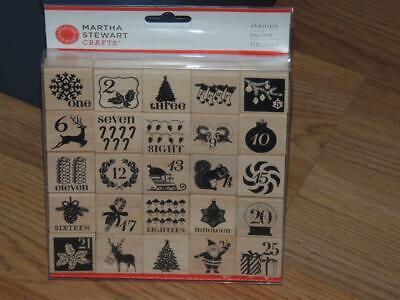 Martha Stewart Crafts Lovenotes Wood Stamp Set