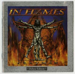 IN-FLAMES-CLAYMAN-DELUXE-EDITION-BONUS-TRACKS-2005-NUCLEAR-BLAST-CD-NM-DISC