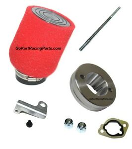 Details about Predator 212 Air Filter Adapter Kit Non-Hemi & Hemi GX160  GX200 Clone Engine