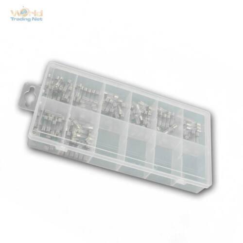 10 x T 20A  Feinsicherungen Fuse Miniature Glassicherunge Eska 6,3x32mm 10pcs