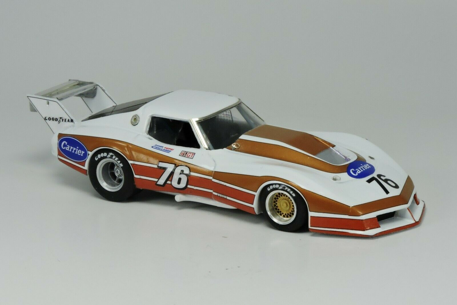 kit Corvette C3 Tubular Frame  76  Riverside 1980 - Arena Models kit 1 43  expédition rapide et meilleur service