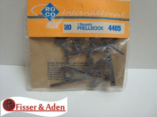 Roco 4465 H0 1:87 Prellbock Bausatz Neu OVP
