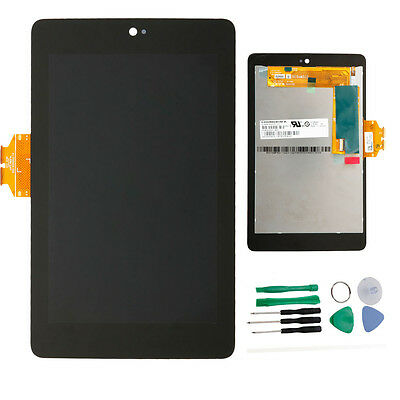 LCD Touch Digitizer Screen Assembly for Google Nexus 7 Tablet PC + 8 Tools