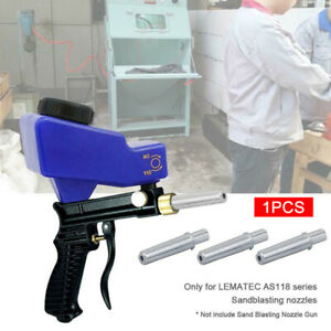 Sandblasting-Guns-Nozzle-Tool-for-LEMATEC-AS118-Sandblaster-Guns-Feed-Nozzle-Tip