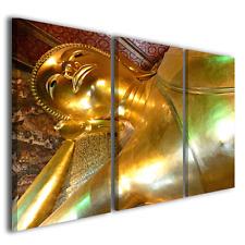 STAMPE SU TELA QUADRI MODERNI ZEN BUDDHA V ARTE MODERNA DESIGN ARREDAMENTO