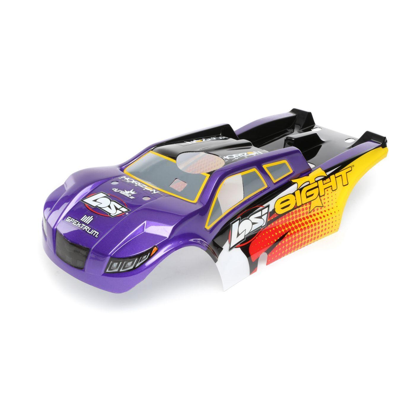 Losi Racing LOS240008 Body Painted Nitro 8IGHT-T RTR