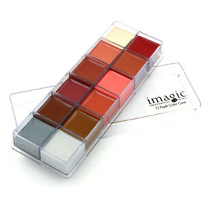 HO-Imagic-Pro-Face-Body-Paint-Oil-Painting-Art-Make-Up-Tool-Set-Halloween-Party