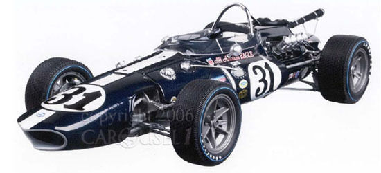 1 1966 Ford Racer Vintage GP 40 F Indy 500 500 500 Race Car 43 Indianapolis 18 GT 12 e904c0