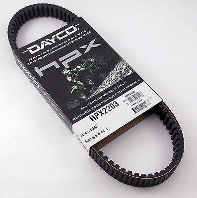 Polaris Magnum 1995-1997 Dayco HPX Clutch Belt HPX2203