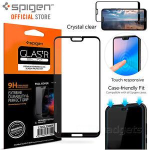 Huawei-nova-3e-P20-Lite-Screen-Protector-Genuine-SPIGEN-GLAS-tR-Full-Cover-Glass