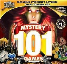 Mystery 101 Premium Games Collection (PC, 2014)