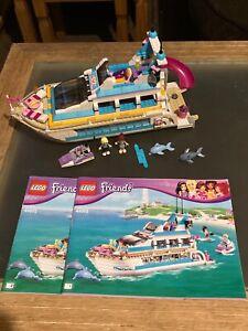 Lego Friends Dolphin Cruiser (41015)