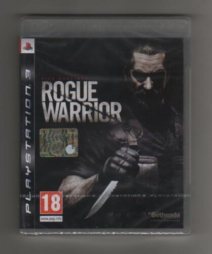 2010 GIOCO PS3 STRATEGIA SIGILLATO ROGUE WARRIOR OFFERTA ITALIANO!!