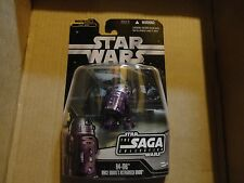 Star Wars The Saga Collection R-4 M6 Mace Windu's Astromech Droid Action Figure