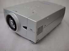 Sanyo PLC-XP55 Home Theater Projector With LNS-S30 Lens EK