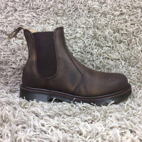 42 Boots Braun 27 Neu Martens Dr Gr 2976 8 Cm Chelsea Uk FtwqY