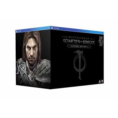 Mittelerde: Schatten des Krieges - Mithril Edition OVP PS4