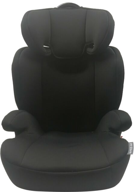 New Graco Junior Maxi Car Seat Group 2//3 Midnight Black 4-12 Years Booster Seat