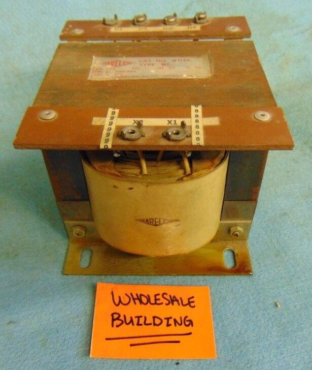 Marelco, Transformador, M1146, fase 1, Hz  60, PRI V. 240 480, va  750