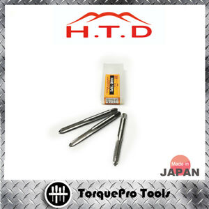 H.T.D  M6x1.0   Metric High-Grade Hand Tap Set