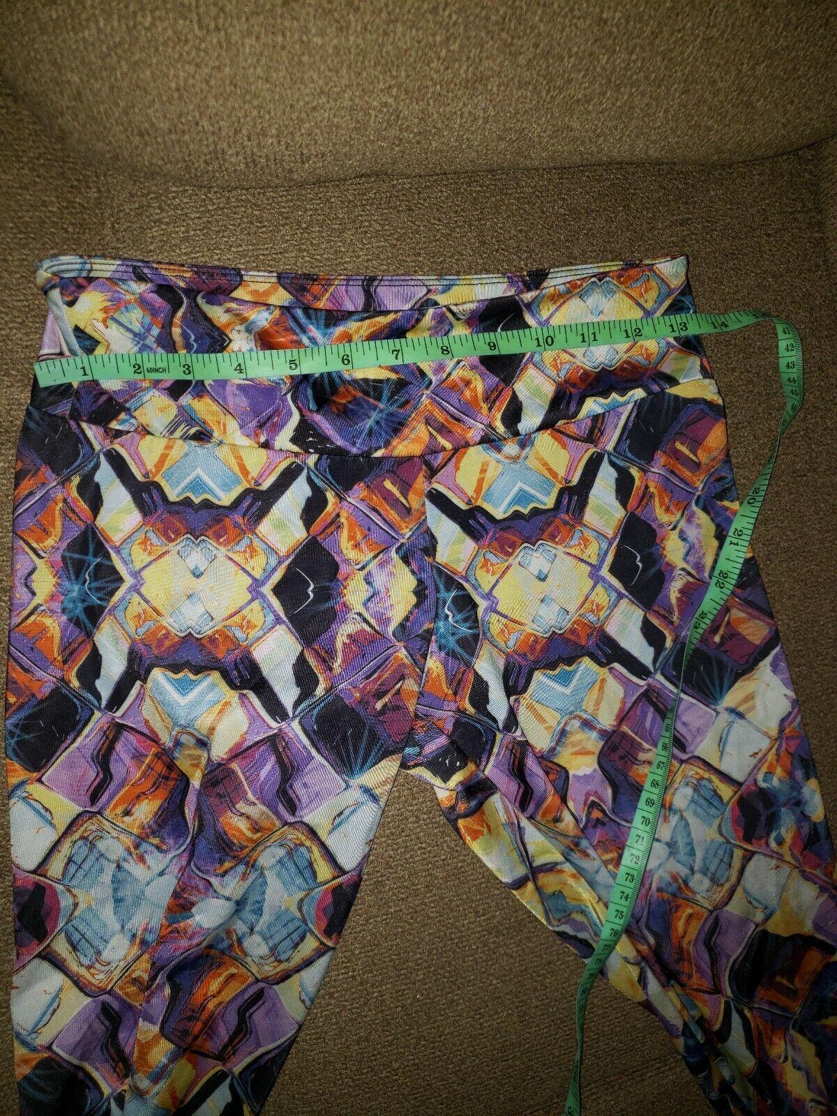 Onzie Women  Leggings S/M full lenght  - image 5