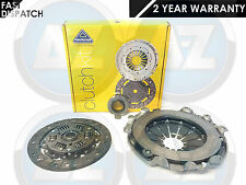 FOR KIA SEDONA 2.9 TD CRDi 3 PIECE NATIONAL CLUTCH KIT INC BEARING 260mm NEW