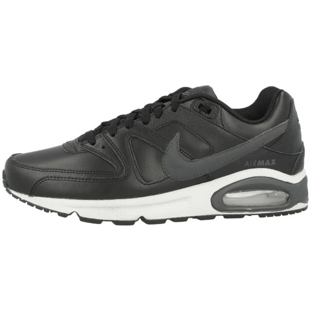 Nike air Max Command Leather 749760 001 40.5 US 7.5 Hommes Chaussures de Sport